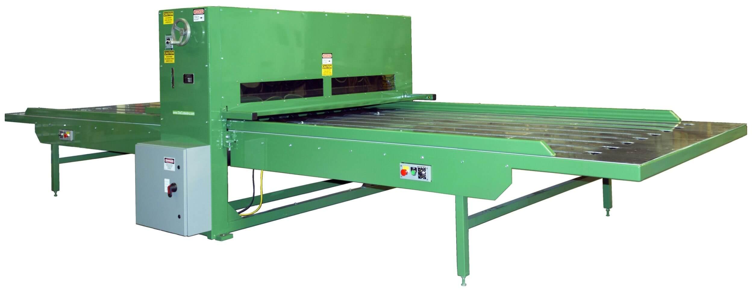 Cleen Cut 60 80 105 Roller Press Die Cutters