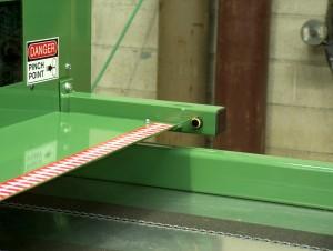 roller press die cutter light curtain