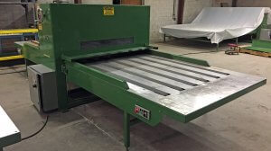 reconditioned 60 inch die cutter